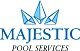 Majestic Pool Services Logo